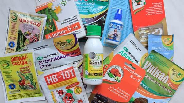 биопрепраты для защиты растений